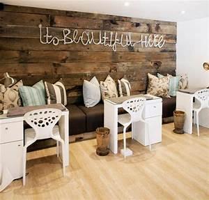 Best ideas about nail salon decor on