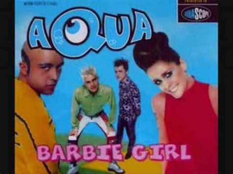 Aqua Band Barbie Girl
