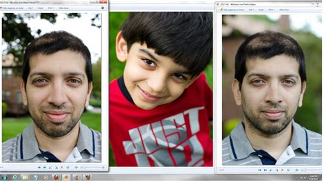 ideal focal length  basic portraits  headshots mm