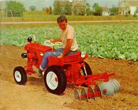 garden implements allis chalmers garden tractor implements garden ftempo