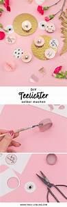 Teelichter Selber Machen : diy teelichter mit versteckter botschaft selber machen selbstgemachte geschenke mama teelichter ~ A.2002-acura-tl-radio.info Haus und Dekorationen