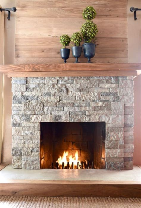 airstone fireplace airstone fireplace makeover make lovely
