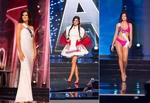 Costumes Miss Univers 2017