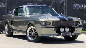 For Sale: 1968 Ford Mustang Shelby GT500 'Eleanor' replica | PerformanceDrive