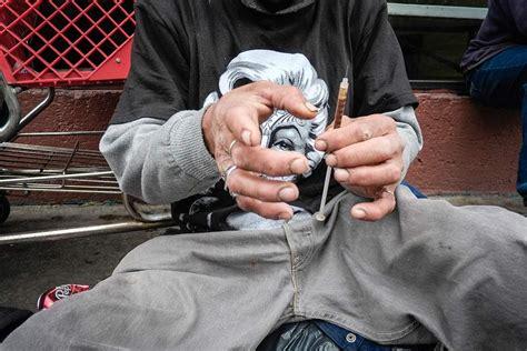 resurgence  heroin exposed  blade