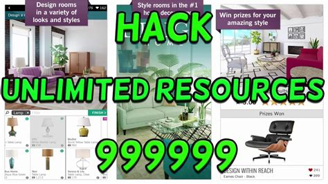 design home hack apk  root youtube