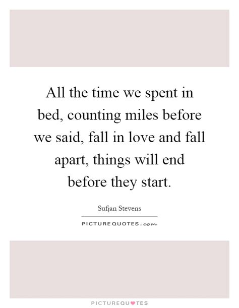 quotes about having time apart