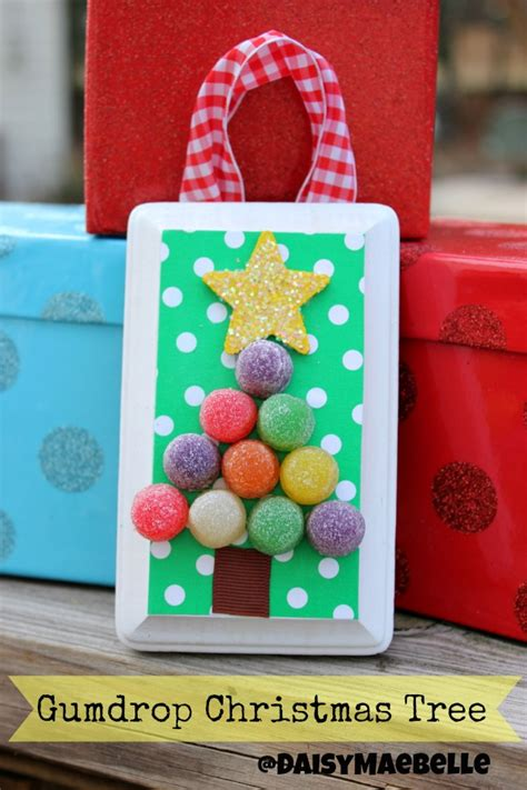 Gumdrop Christmas Tree Decorations by Gumdrop Christmas Tree Ornament Daisymaebelle