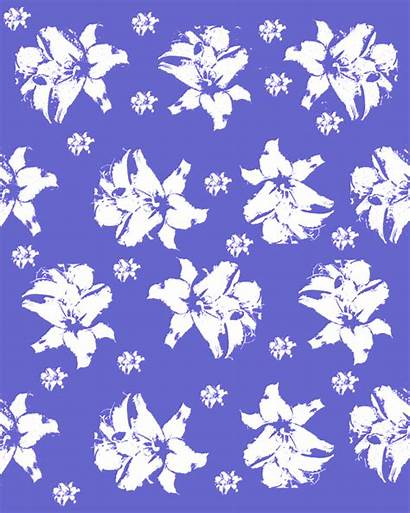 Lily Purple Background Paper Clipart Printable Lilies