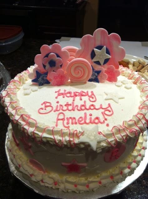I had a creative multiplayer server with my dad, no hostile mobs or anything. It's Sweet: 7 Year Old Birthday Girl Cake