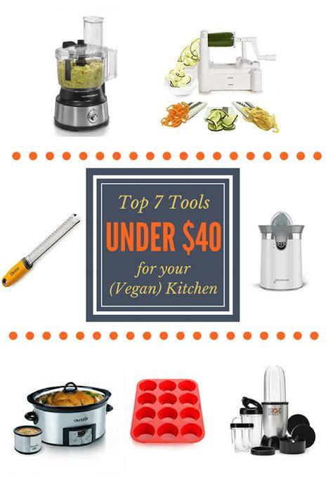 tools kitchen under vegan veganchickpea