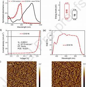 An 18  Efficiency Polymer Donor Based On Dtbt Unit   A