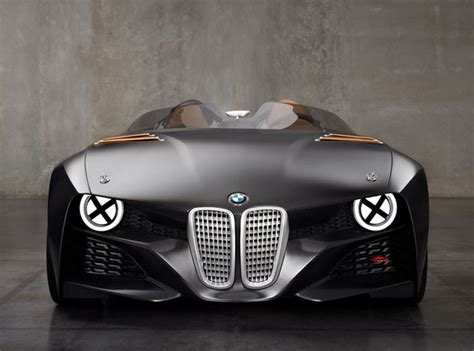 Bmw 328 Hommage Concept Car Design Was Inspired By The