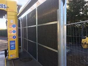 Lavage Auto Nantes : mur anti bruit portique de lavage automobile ~ Medecine-chirurgie-esthetiques.com Avis de Voitures