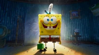Spongebob Sponge Run Movie 4k Resolution Wallpapers