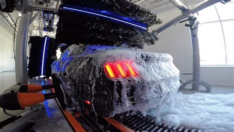 Car Wash by 2015 Spinlite 174 Car Wash A Cleaner Experience Belanger