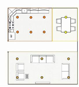 How Many Recessed Lights  With Images