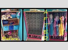 Kids Dress Up Clothes Storage & Organization Ideas