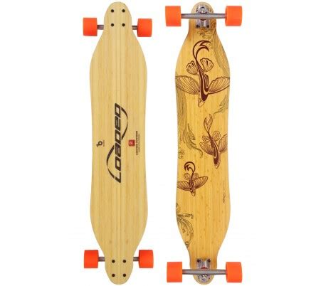 Cheap Loaded Longboard Decks by Longboard Loaded Vanguard 42 Quot Complete Longboards