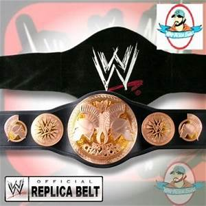 WWE 2010 Unified Tag Team Ultra Deluxe Replica Belt New ...
