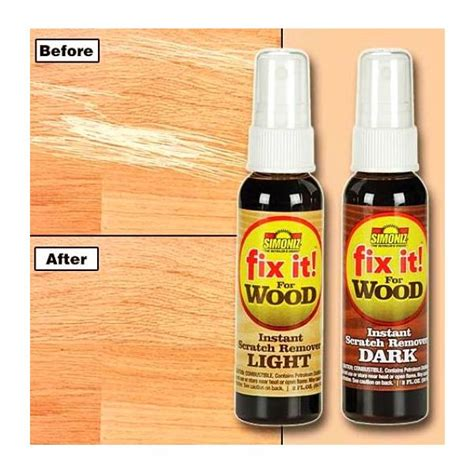 wood scratch repair products fix it fast action wood scratch remover 2 pack as seen on tv 13 deals