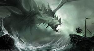 Leviathan VS Naga VS Kraken VS Megalodon VS Duke Fishron ...