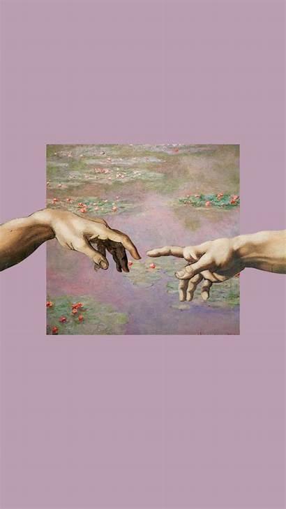 Aesthetic Artsy Hoe Michelangelo Wallpapers Arthoe Monet