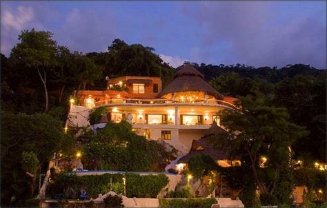 Posh Portuguese Residence With Beautiful Lake Views by Villa Vallarta Mexico Luxury Pictures
