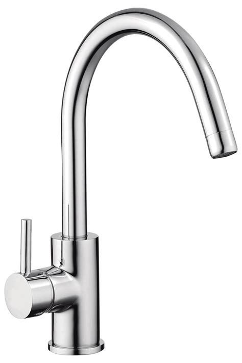 tap kitchen sink mixer lever taps side modern rak traditional paris control basin ergo sagittarius monobloc el single chrome noyeks