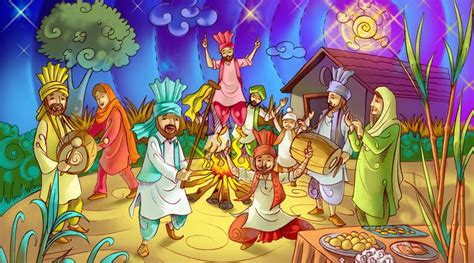 happy lohri images  wishes  wallpapers