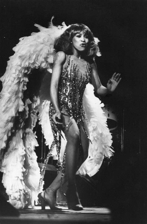50th anniversary tour, wrapped up in 2009, tina turner officially retired. Paul Canty - Tina Turner Performing in Showgirl Costume ...