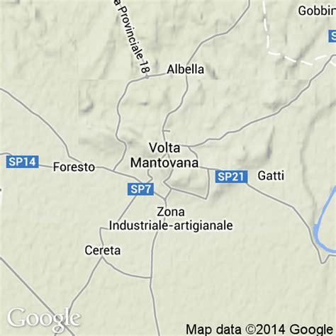 Mappa Volta Mantovana Comune Di Volta Mantovana Mn Sai Cosa Abbiamo In Comune