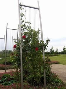 Support Plantes Grimpantes : murs vegetaux et treillages tous les fournisseurs mur ~ Dode.kayakingforconservation.com Idées de Décoration