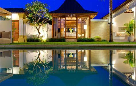 Moderne Luxusvilla Auf Bali