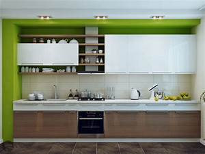 unexpected twists for modern kitchens gawe omah With kitchen colors with white cabinets with michael kors stickers