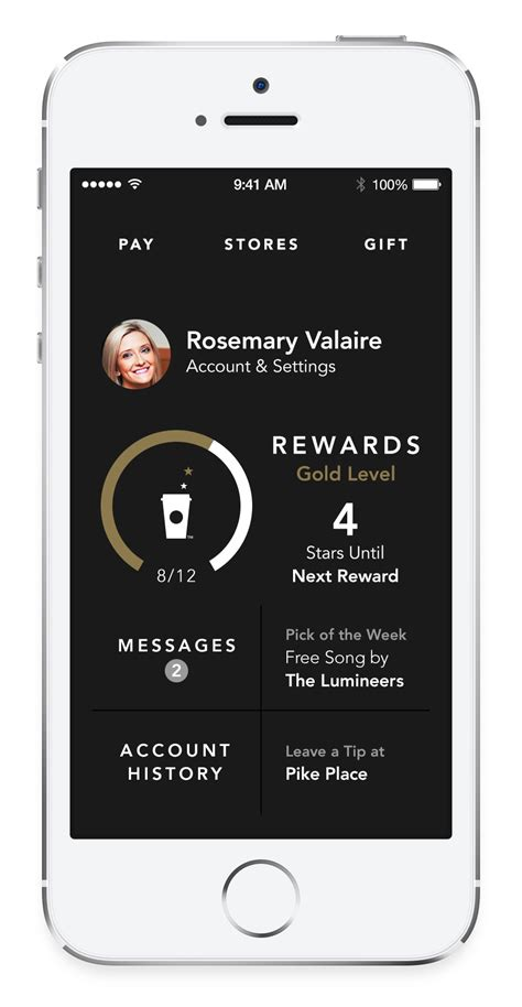 starbucks bringing shake to pay digital tipping and ios 7 friendly to iphone app