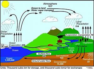Simple Water Cycle Drawing At Paintingvalley Com
