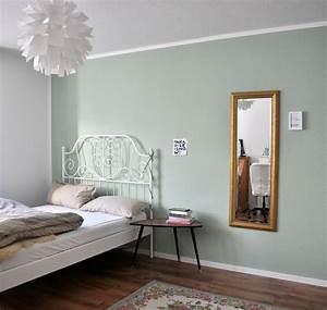 Wandfarbe Grau Grün : grau gr n wandfarbe ~ Michelbontemps.com Haus und Dekorationen