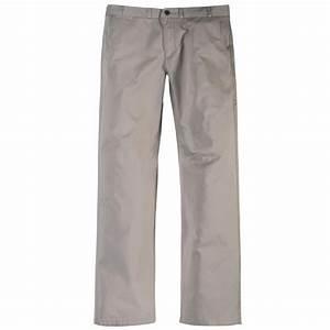 Pantalon A Pince Homme : pantalon toile beige chino grande taille homme allsize ~ Melissatoandfro.com Idées de Décoration
