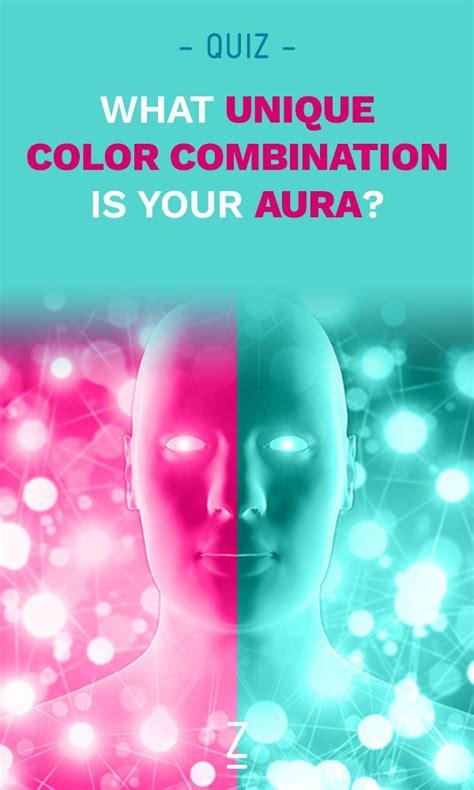 What Unique Color Combination Is Your Aura? Pinterest