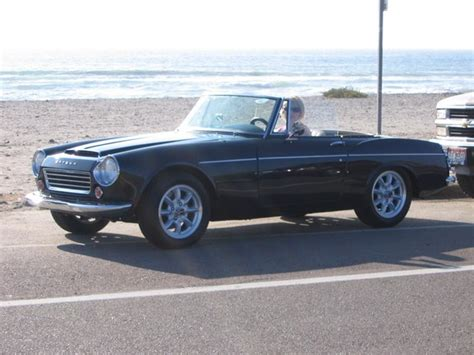 1966 Datsun Roadster by Blue1600 1966 Datsun Roadster Specs Photos Modification