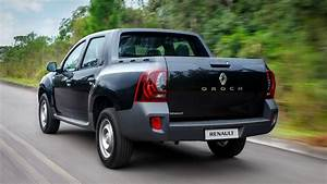 Renault Duster Oroch Express Foto