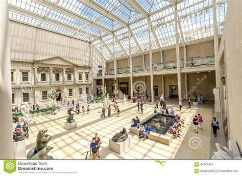 metropolitan museum of new york city usa editorial photography image 44244412
