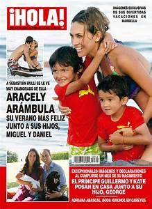 Esta semana en ¡HOLA!: Aracely Arámbula, su verano más ...
