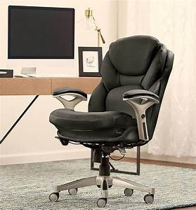 Serta, Works, Executive, Ergonomic, Office, Chair, Review