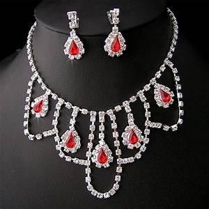 parure bijoux fantaisie pour soiree la boutique de maud With parure bijoux soirée
