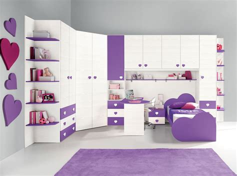 27+ Purple Childs Room Designs