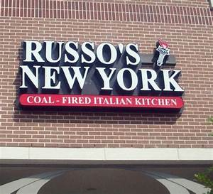 russos new york houstonsignmakercom With channel letter signs houston tx