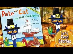Pete the Cat: The First Thanksgiving - Children's Stories ...