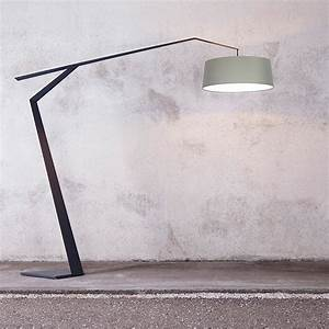 Lampadaire Salon Design : lampadaire de salon design grus lumen center italia zendart design ~ Preciouscoupons.com Idées de Décoration